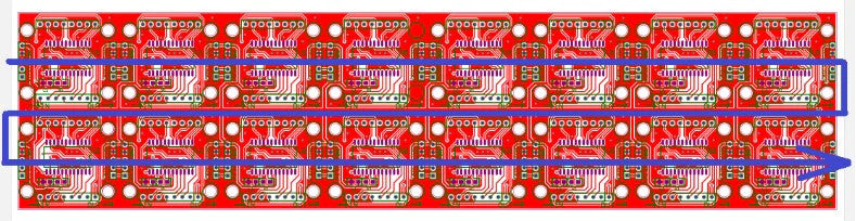 Sixteen MAX7219 8x8 LED Matrix Module for Arduino, Raspberry Pi and more from PMD Way with free delivery worldwide