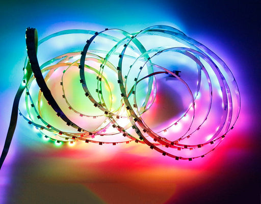 SK6812 RGB Side Light LED Strip - 60 LEDs/m from PMD Way with free delivery worldwide