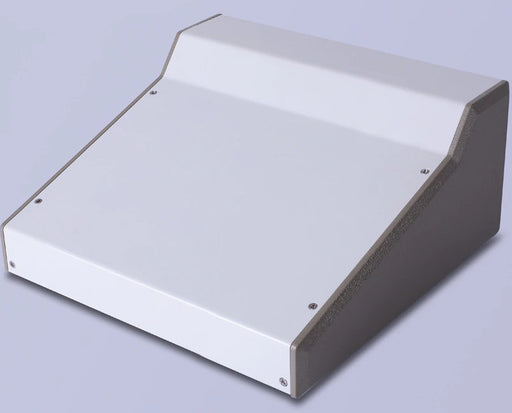 Sloped Metal Instrument Case 230 x 110 x 250mm from PMD Way with free delivery worldwide