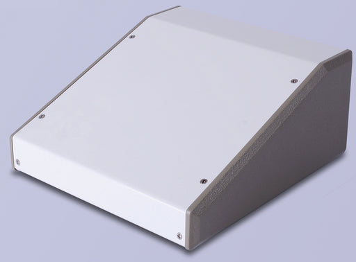 Sloped Metal Instrument Case 200 x 90 x 165mm from PMD Way with free delivery worldwide