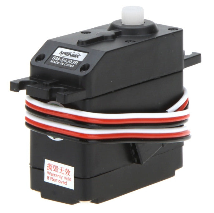 Continuous 360 Degree Rotation Servo SM S4303R from PMD Way with free delivery worldwide