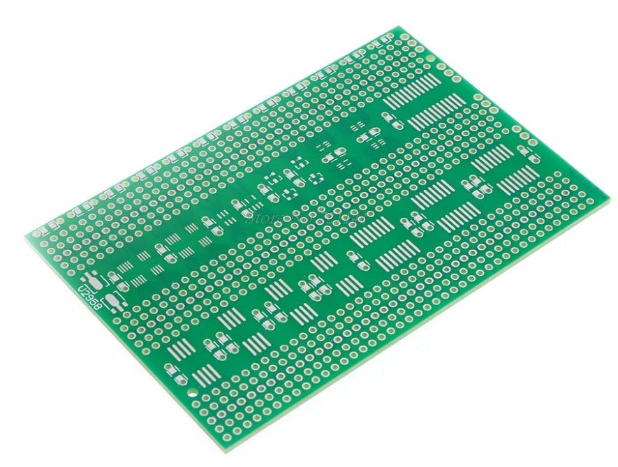 Single Sided 7x11cm SMD Prototyping PCB from PMD Way with free delivery worldwide
