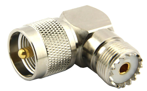 PL259 To SO239 90 Degree Connector from PMD Way with free delivery worldwide