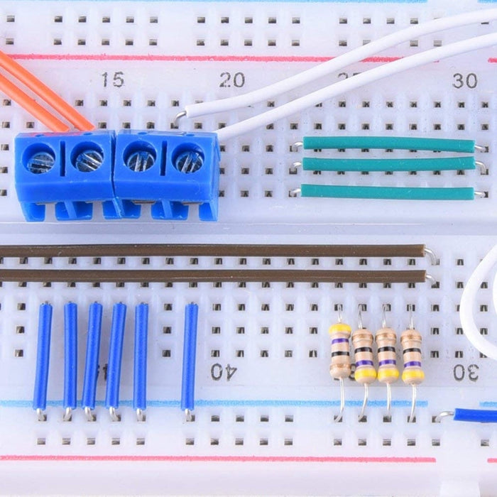 Great value Prototyping Wire Kit for Solderless Breadboards with 560 wires from PMD Way with free delivery worldwide