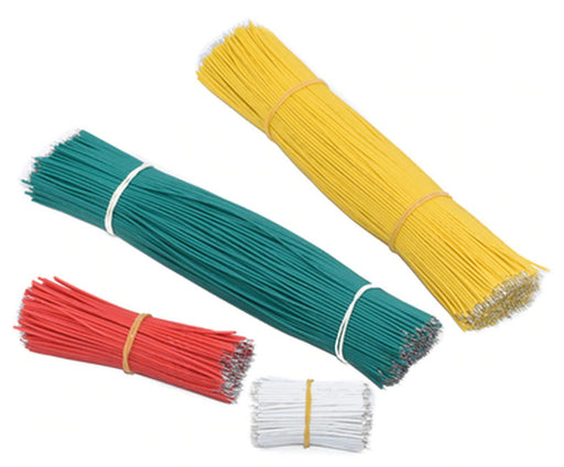 Bulk Jumper Wires for Solderless Breadboards in packs of 100 from PMD Way with free delivery worldwide