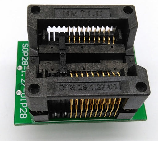 SOP20 to DIP IC Test Socket from PMD Way with free delivery worldwide