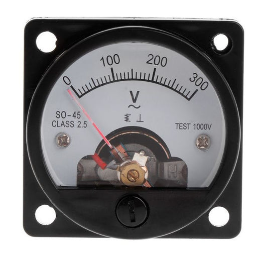 SO-45 Analog DC Voltmeters from PMD Way with free delivery worldwide