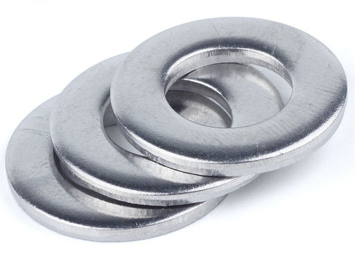 Stainless Steel Flat Washers from PMD Way with free delivery worldwide