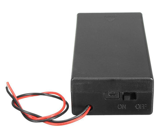 Switched 2 18650 Battery Enclosure from PMD Way with free delivery worldwide