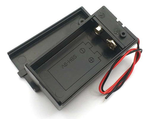 Switched 9V Battery Box from PMD Way with free delivery worldwide