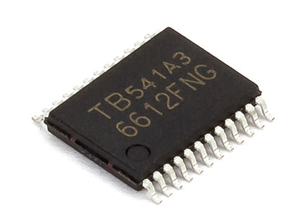 TB6612 Brushed Motor Driver SMD SSOP24 ICs in packs of ten from PMD Way with free delivery worldwide