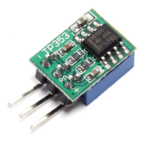 Tiny 5-15V DC Square Wave Oscillator