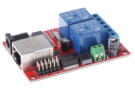 Ethernet Twin Relay Control Board from PMD Way with free delivery worldwide