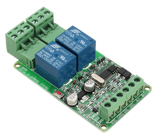 Two Channel RS485 TTL Relay Module from PMD Way with free delivery worldwide