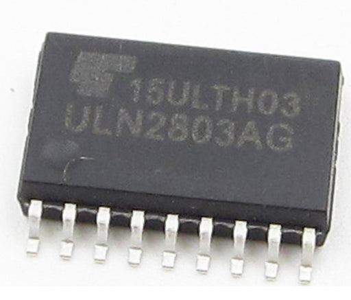 ULN2803 SMD SOP18 Darlington Array ICs in packs of 100 from PMD Way with free delivery worldwide