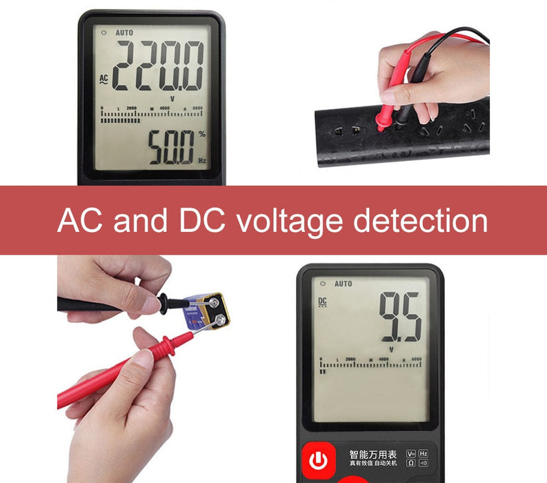 Ultra Thin CatIII Multimeter from PMD Way with free delivery worldwide