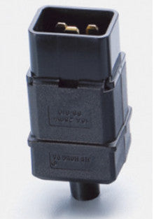 IEC320 C19 C20 Inline Connectors from PMD Way with free delivery worldwide