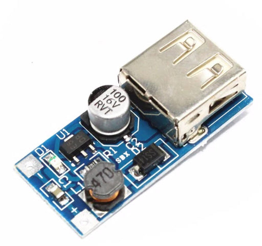 DC-DC USB Boost Module 0.9-5V to 5V 600mA - 10 Pack from PMD Way with free delivery worldwide