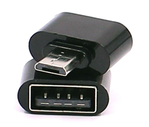 USB OTG Adaptor - Micro USB Plug to USB Socket from PMD Way with free delivery worldwide