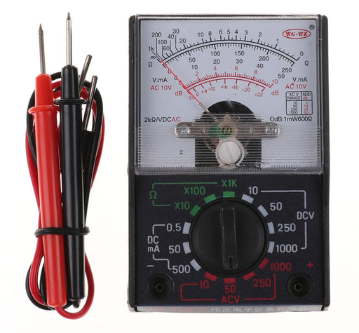 Value Analog Multimeter from PMD Way with free delivery worldwide