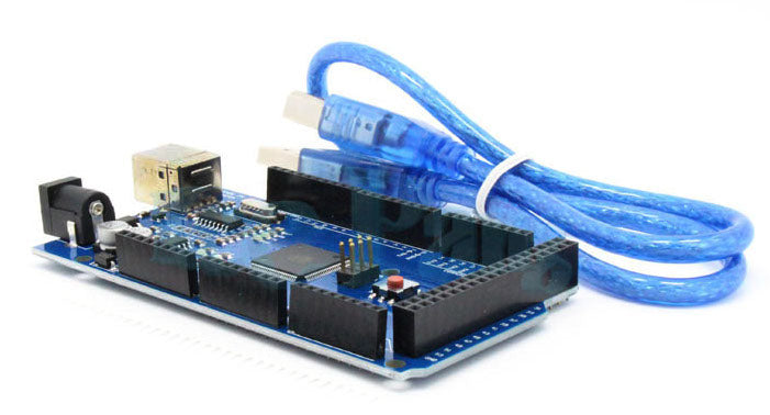 Value Arduino Mega 2560 Compatible Board with USB Cable from PMD Way with free delivery, worldwide