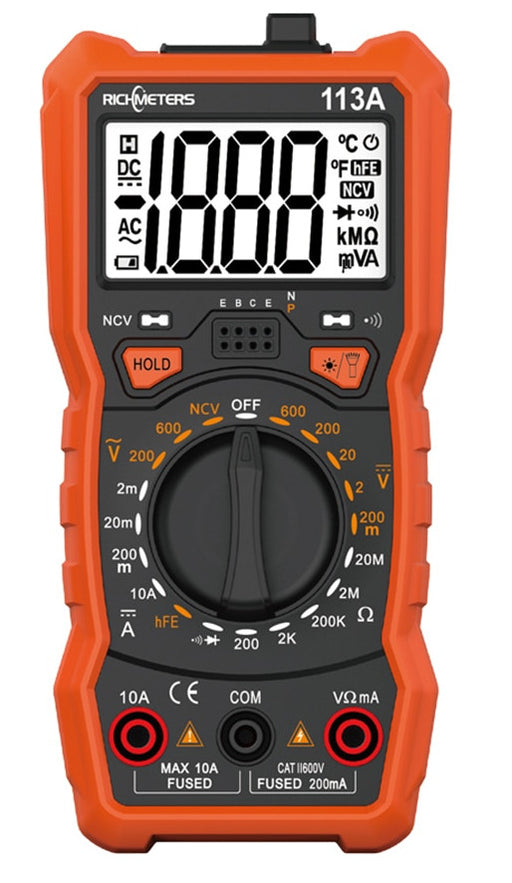 Value CatIII Digital Multimeter from PMD Way with free delivery worldwide