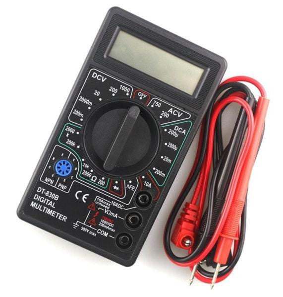 Value Mini Digital Multimeter from PMD Way with free delivery worldwide