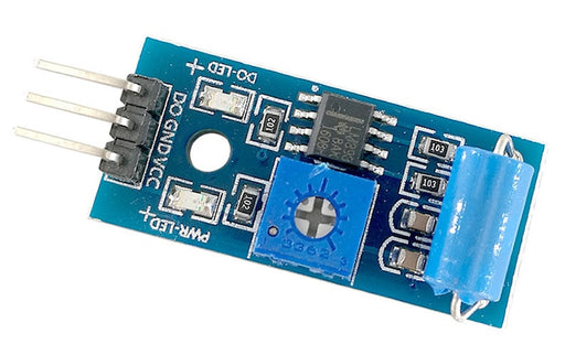 Vibration Sensor Modules in packs of ten from PMD Way with free delivery worldwide