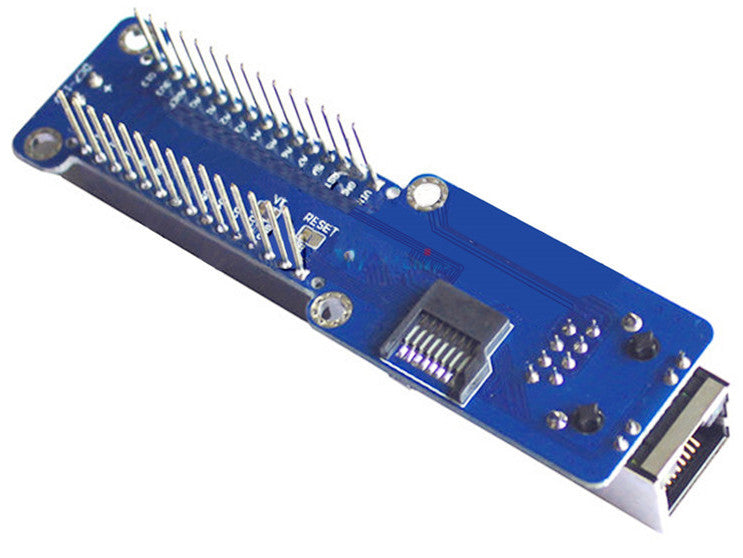 Easily add networking to your Arduino Nano with W5100 Ethernet Shield for Arduino Nano from PMD Way with free delivery, worldwide
