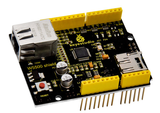 Wiznet W5500 Ethernet Shield for Arduino from PMD Way with free delivery worldwide
