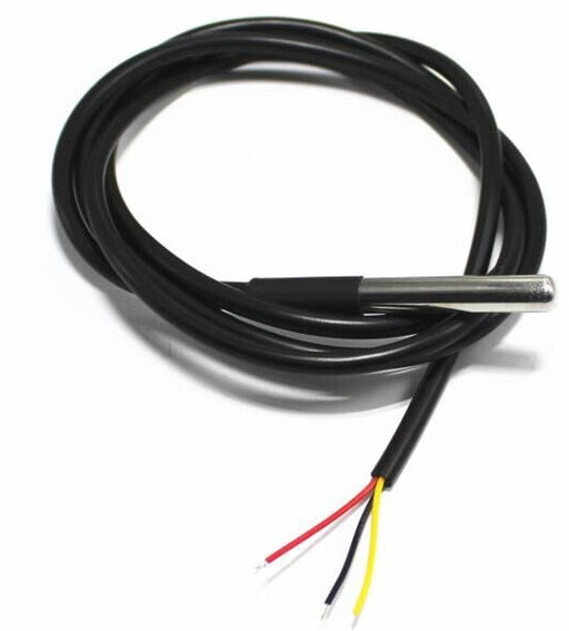 Waterproof DS18B20 Stainless Steel Temperature Sensor Probe from PMD Way