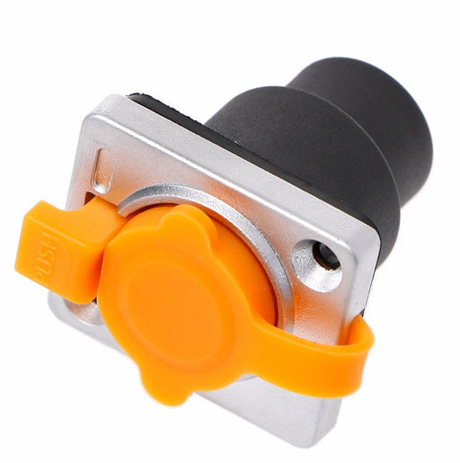 Waterproof Panel Mount RJ45 Socket from PMD Way with free delivery worldwide