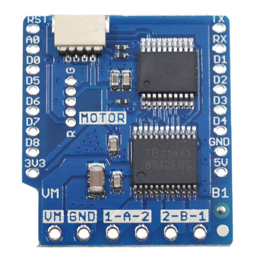 TB6612FNG Motor Shield for WeMos LoLin D1 Mini from PMD Way with free delivery worldwide