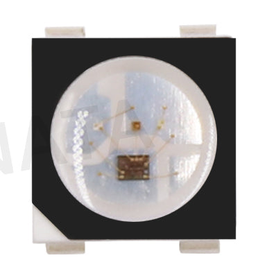 WS2812B RGB LED x 100 - Black from PMD Way with free delivery worldwide