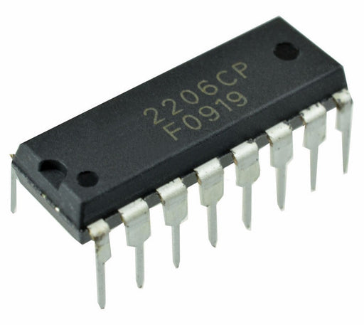 XR2206 Monolithic Function Generator ICs in packs of ten from PMD Way with free delivery worldwide