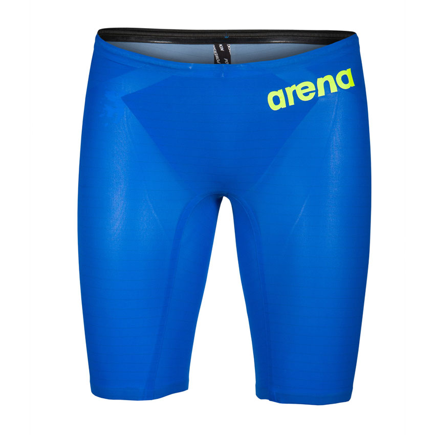 Arena Carbon Air 2 Men's Racing Jammer Electric Blue