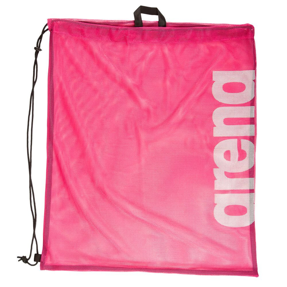 Arena Team Mesh Gear Bag- Pink