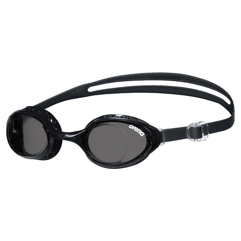 Arena Air Soft Tinted Goggle- Black/Smoke