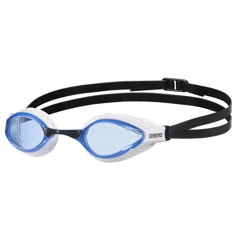 Arena Air Speed Goggle- White/Blue