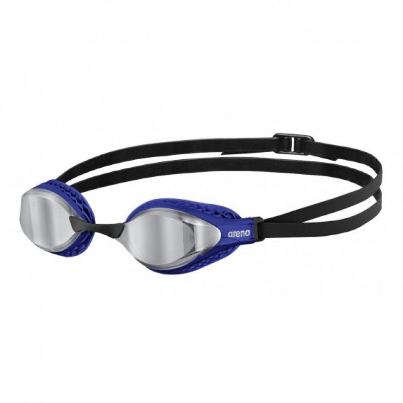 Arena Air Speed Mirrored Goggle- Blue/Silver