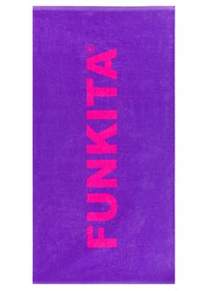 Funkita Towel- Still Purple