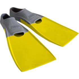 Zoggs Long Training Fins US 5-6
