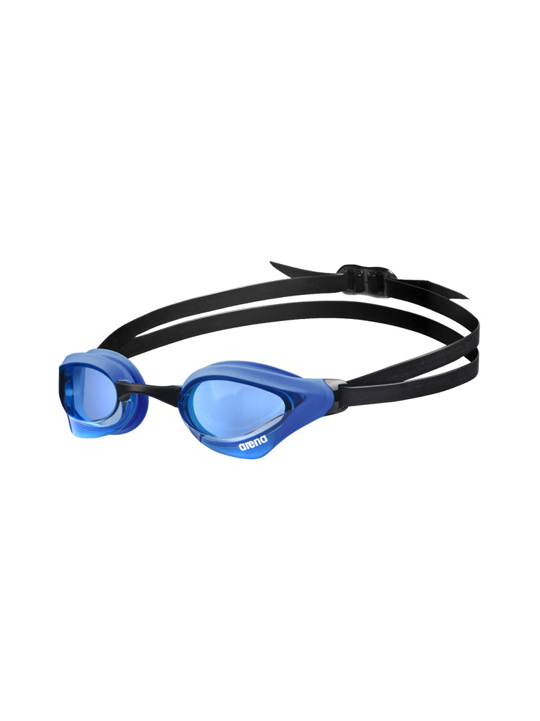 Arena Cobra Core Tinted Racing Goggle Blue
