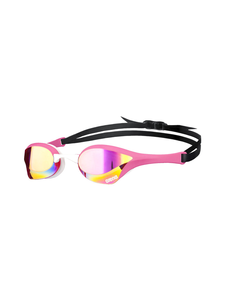 Arena Cobra Ultra Mirrored Goggle- Pink