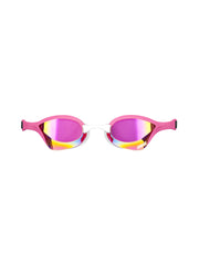 Arena Cobra Ultra Mirrored Goggles Pink