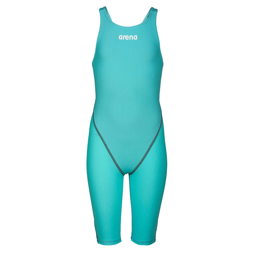 Arena Powerskin ST 2.0 Women's Racesuit Aquamarine-Open Back