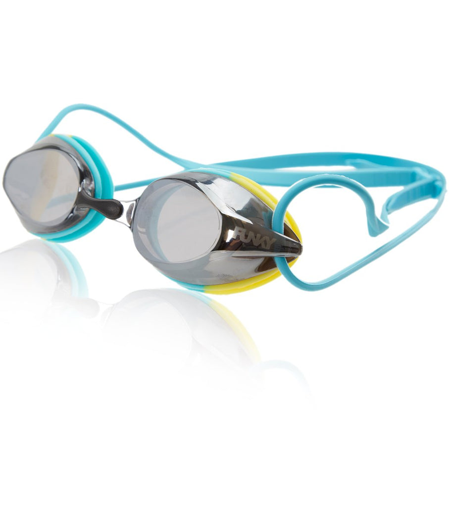 Funky Training Machine Goggle Mirrored- Whirlpool