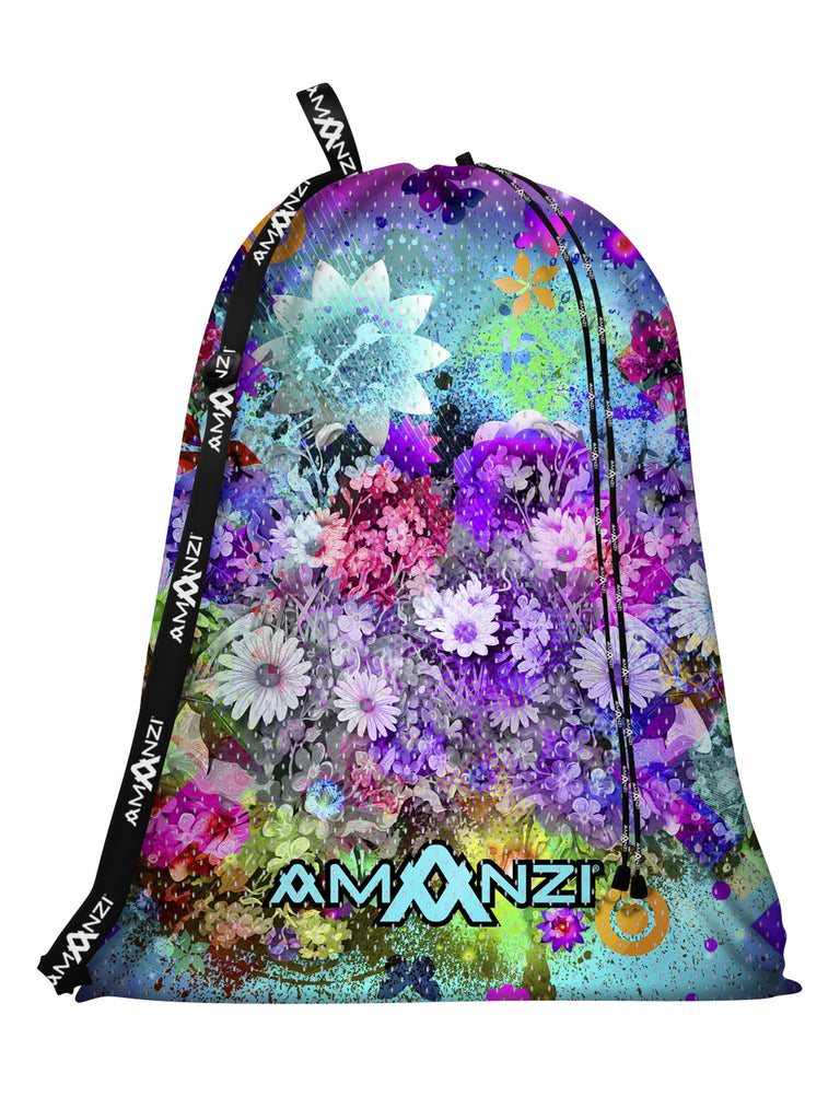Amanzi Whimsical Wildflowers Mesh Bags