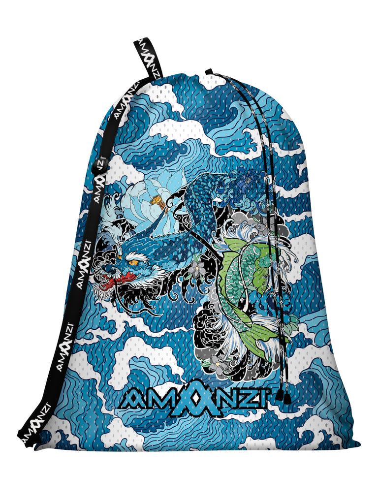 Amanzi Mesh Bag- Dragons Lair