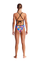 Funkita Girl's Club Tropo Tie Me Tight One Piece